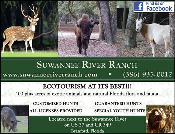 Suwannee River Ranch