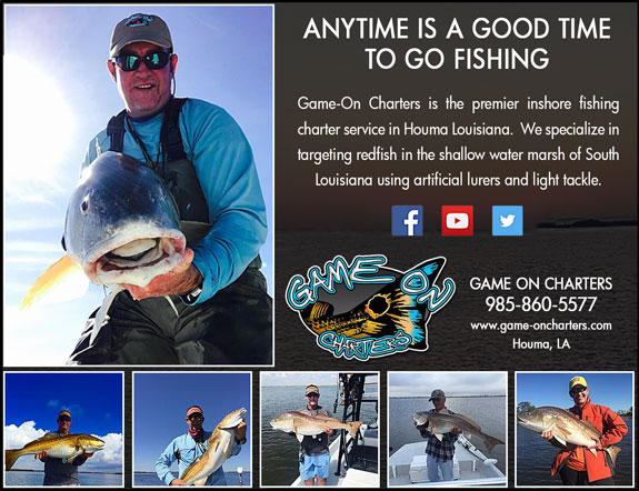 Game On Charters