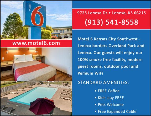 Motel 6 - Lenexa
