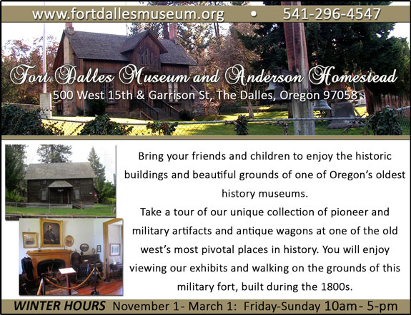 The Fort Dalles Museum