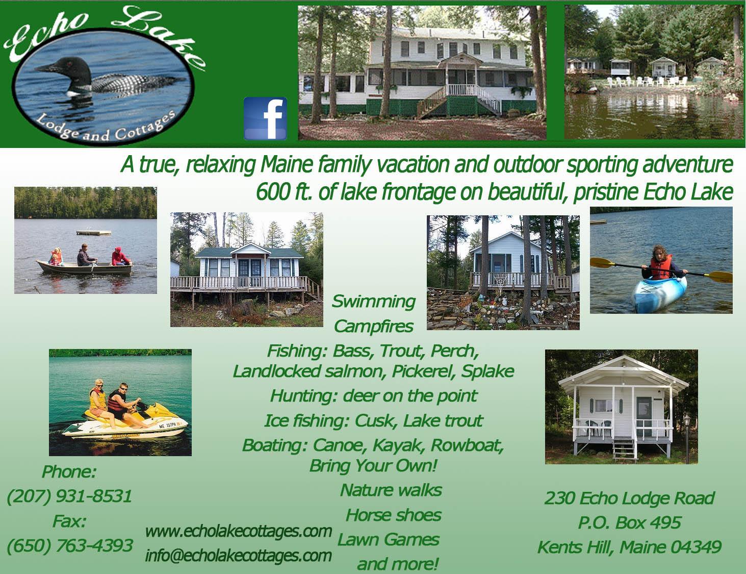 Echo Lake Cottages