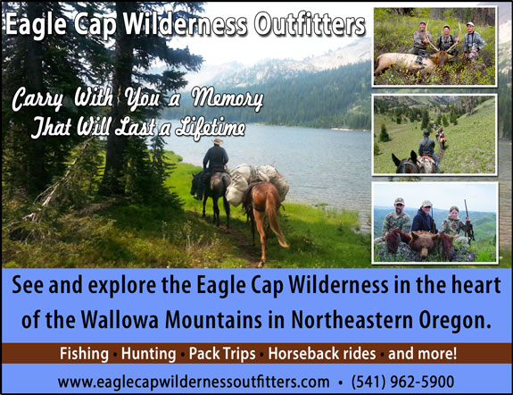 Eagle Cap Wilderness Outfitters