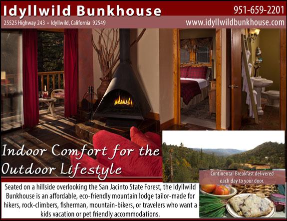 Idyllwild Bunkhouse