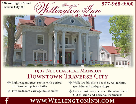 Antiquities' Wellington Inn
