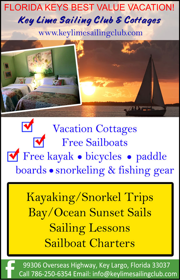 Key Largo Cottages/Key Lime Sailing Club