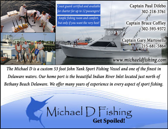 Michael D Fishing