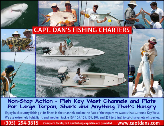 Capt. Dan's Key West Fishing Guide