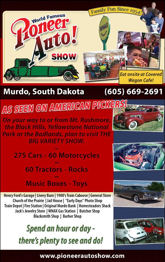 Pioneer Auto Show