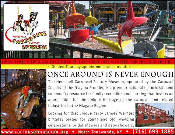 Carrousel Museum