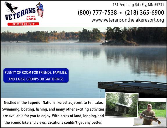 Veterans on the Lake Resort
