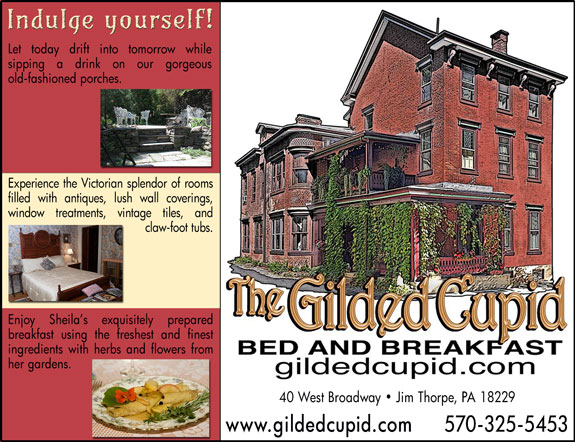 The Gilded Cupid Bed and Breakfast