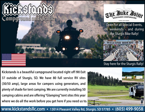 Kickstands Campground and Venue