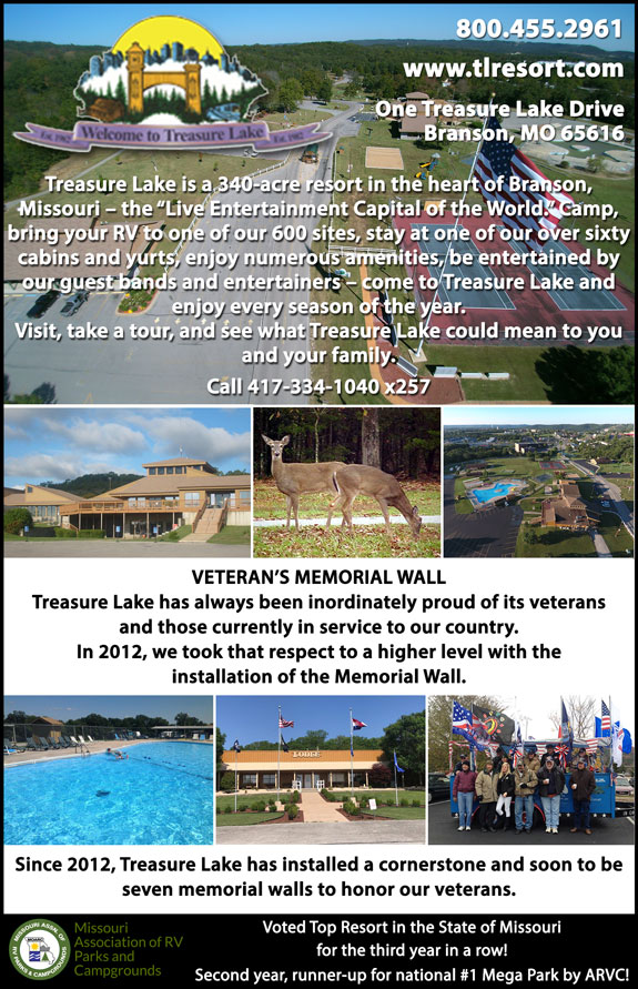 Veteran S View Travel And Leisure Missouri