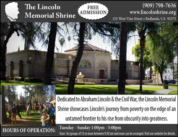 Lincoln Memorial Shrine