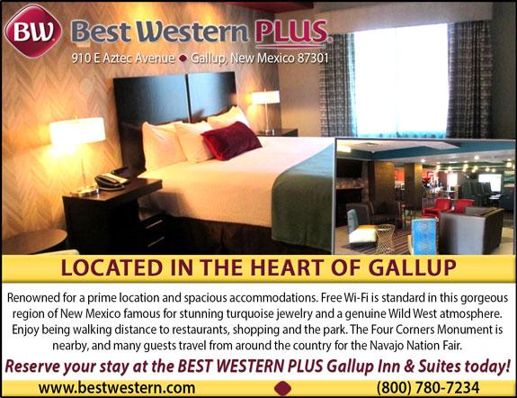 Best Western Plus Gallup Inn