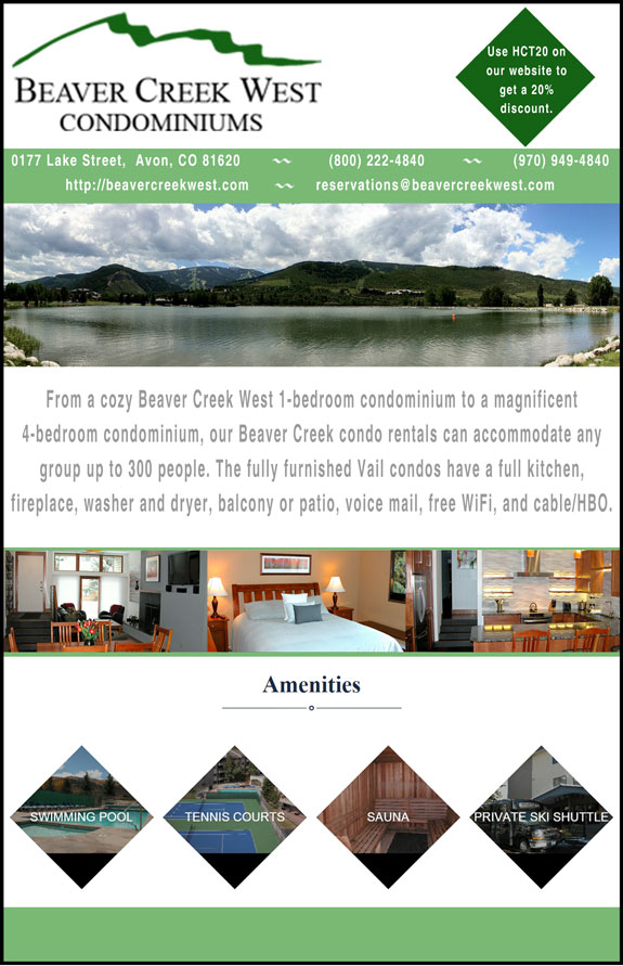 Beaver Creek Condominiums