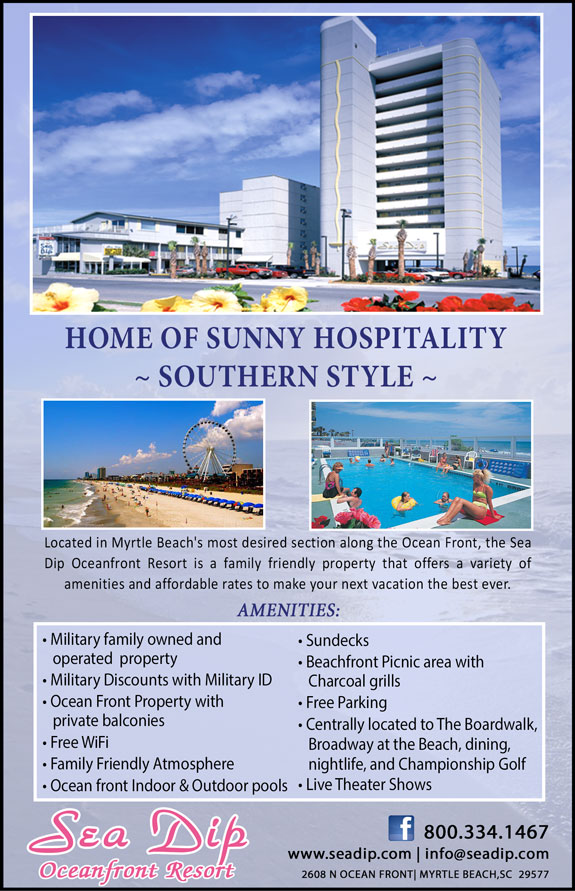 Sea Dip Oceanfront Resort