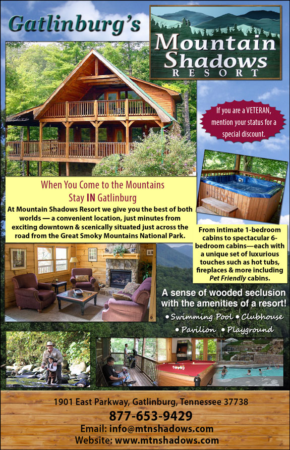 Mountain Shadows Resort