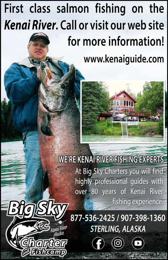 Big Sky Charter and Fish Camp