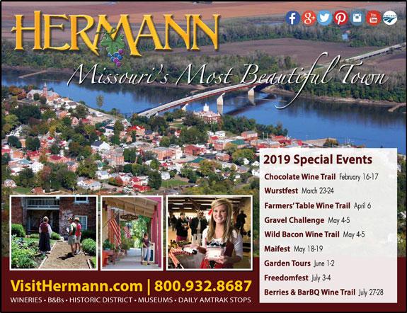 Hermann Tourism