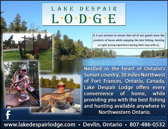 Lake Despair Lodge