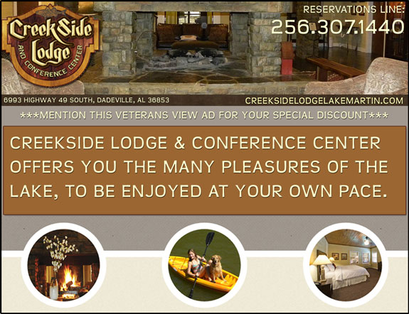 Creekside Lodge