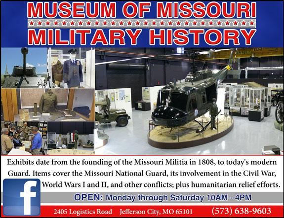 Museum of Missouri Military History