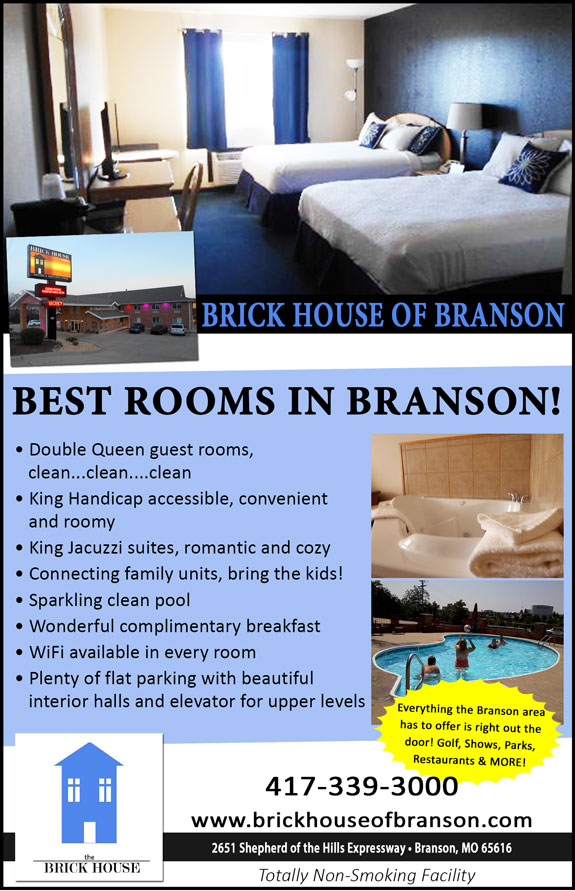 Brick House Branson