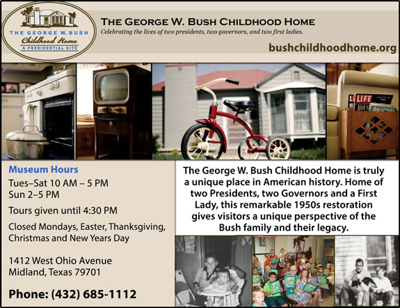 George Bush Childhood Home