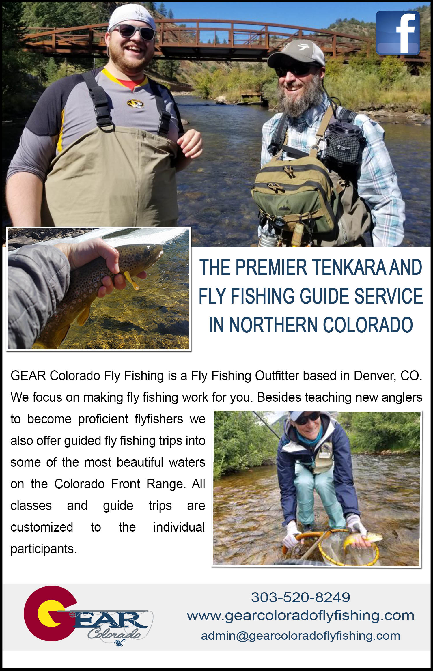 GEAR Colorado Fly Fishing
