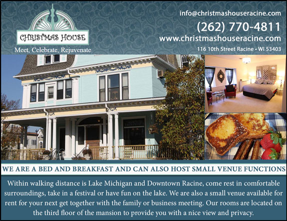 Christmas House Bed and Breakfast