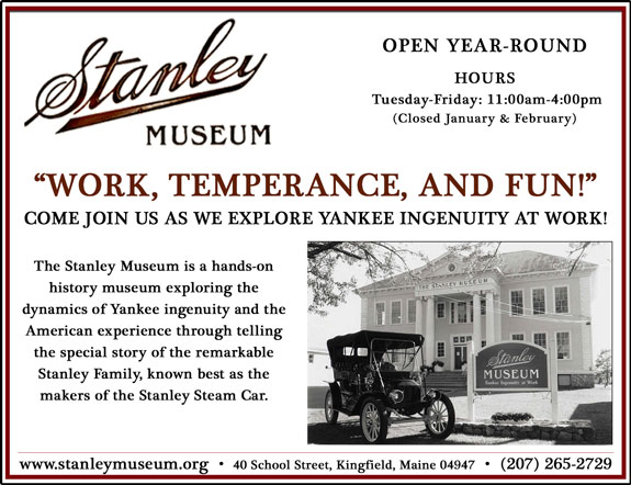 The Stanley Museum