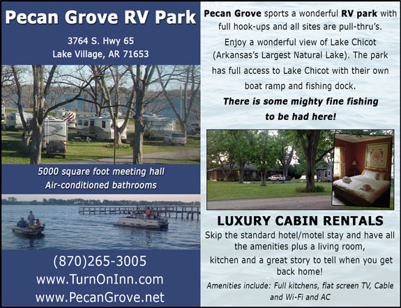 Pecan Grove RV Park