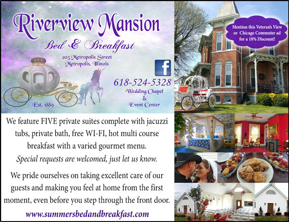 Summers Riverview Mansion Bed and Breakfast