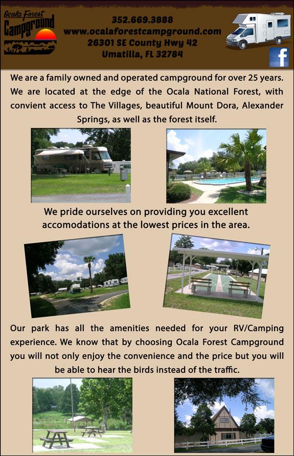 Ocala Forest Campground