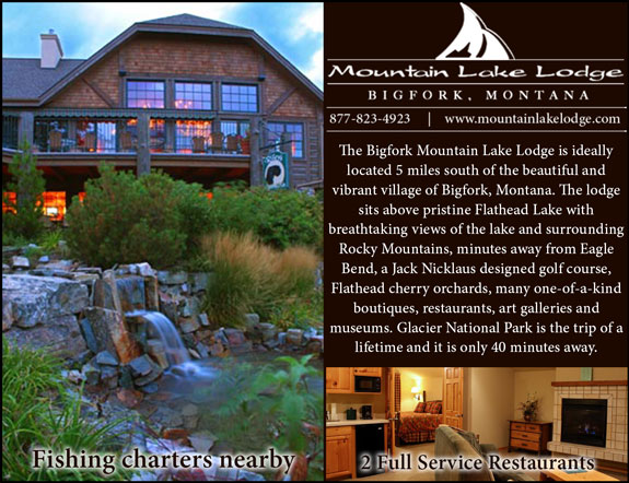 Healthcare Times - Travel and Leisure - Bigfork, Montana