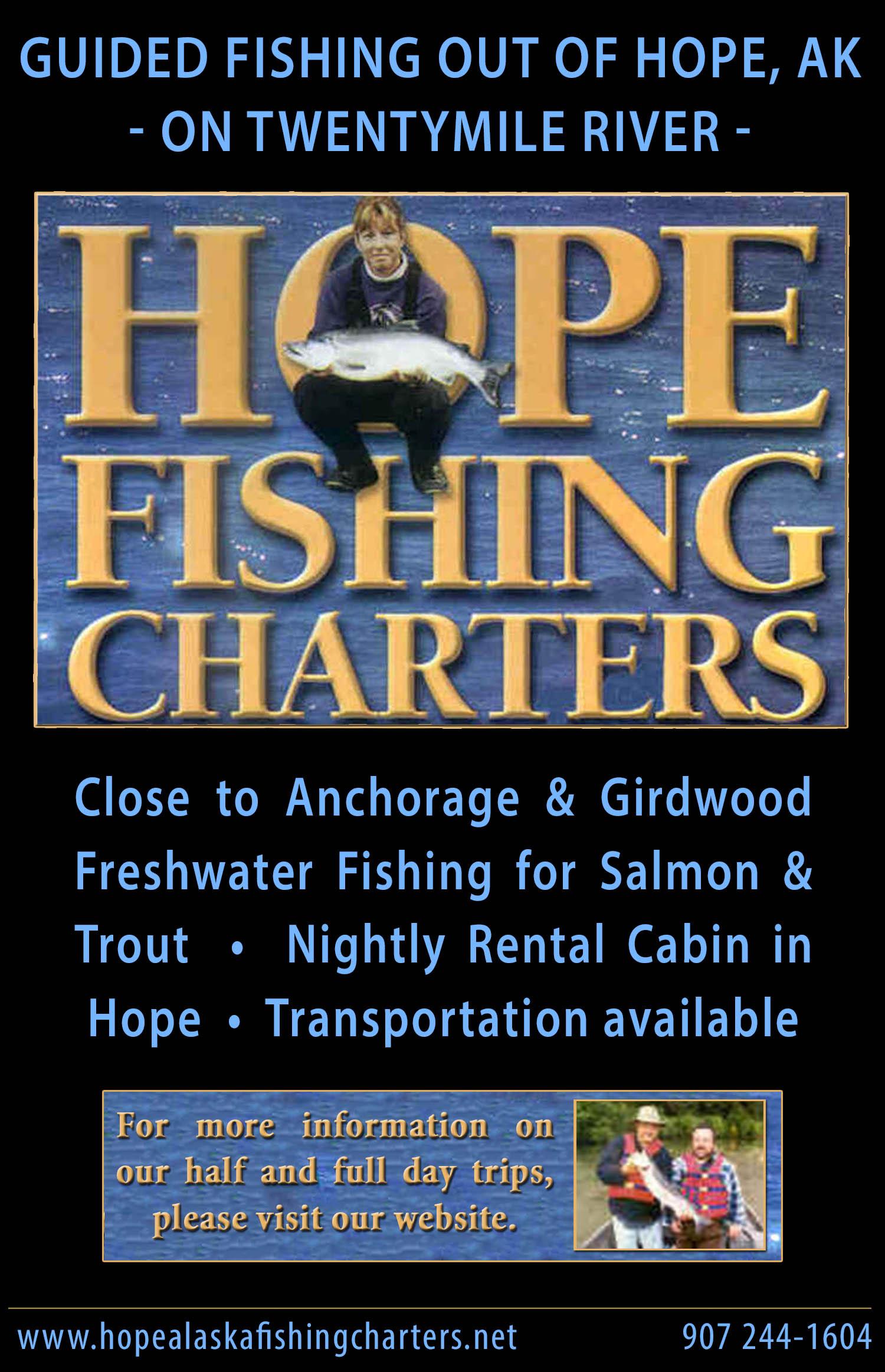 Hope Fishing Charters, LLC