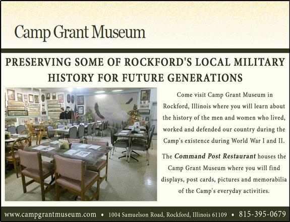 Camp Grant Museum