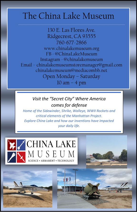 China Lake Museum