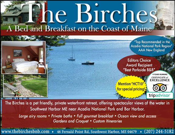 Birches Bed and Breakfast