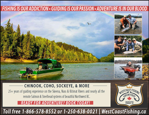 West Coast Fishing Charters