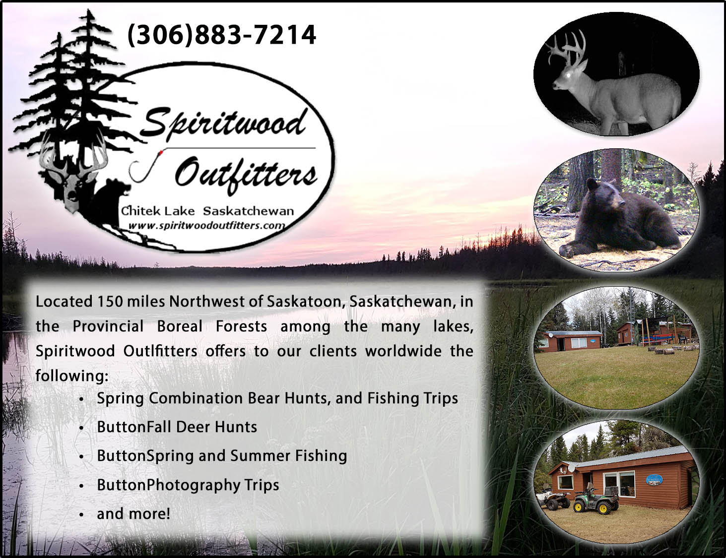 Spiritwood Outfitters