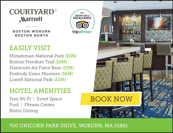 Courtyard by Marriott - Woburn-Boston North