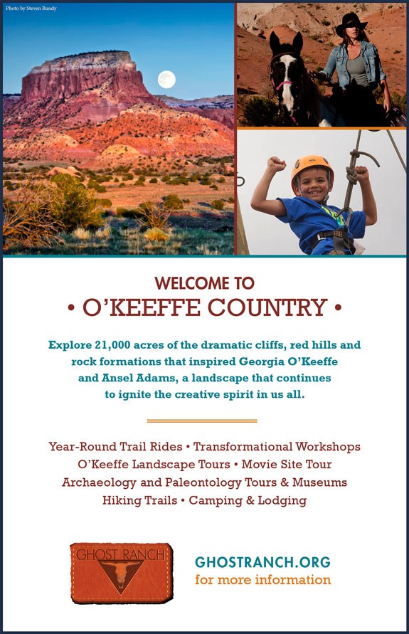 Ghost Ranch Education and Retreat Center