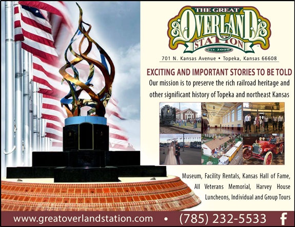 The Great Overland Station