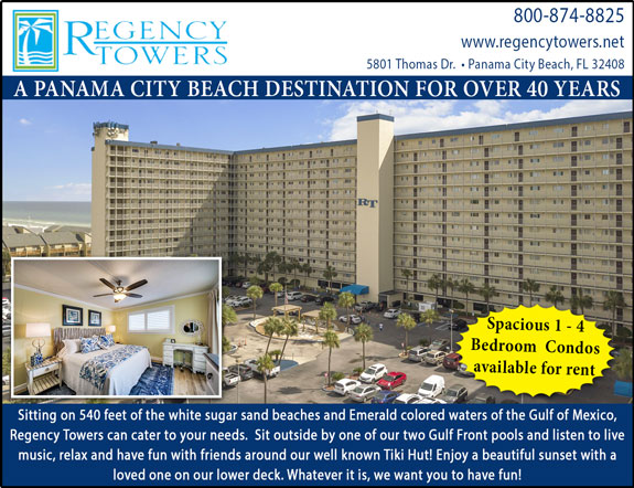 Regency Towers of Panama City Beach