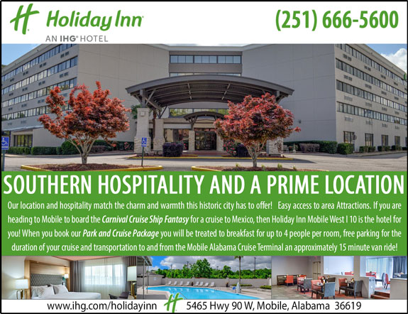 Holiday Inn Mobile West