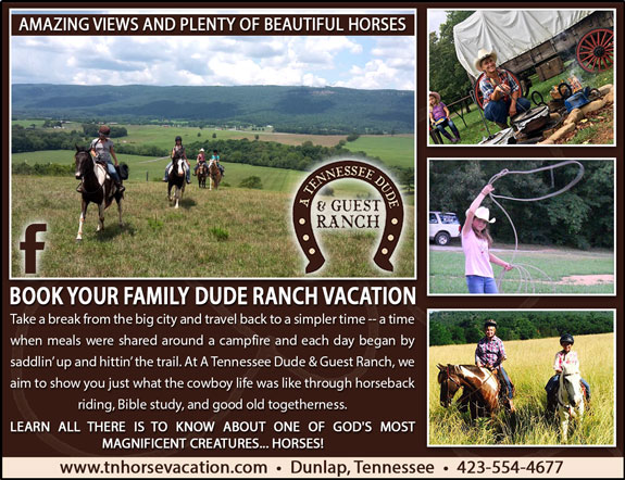 A Tennessee Dude and Guest Ranch