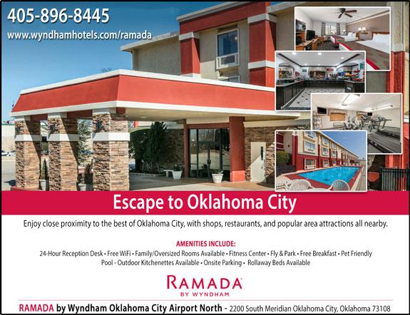 Ramada Inn - Oklahoma City