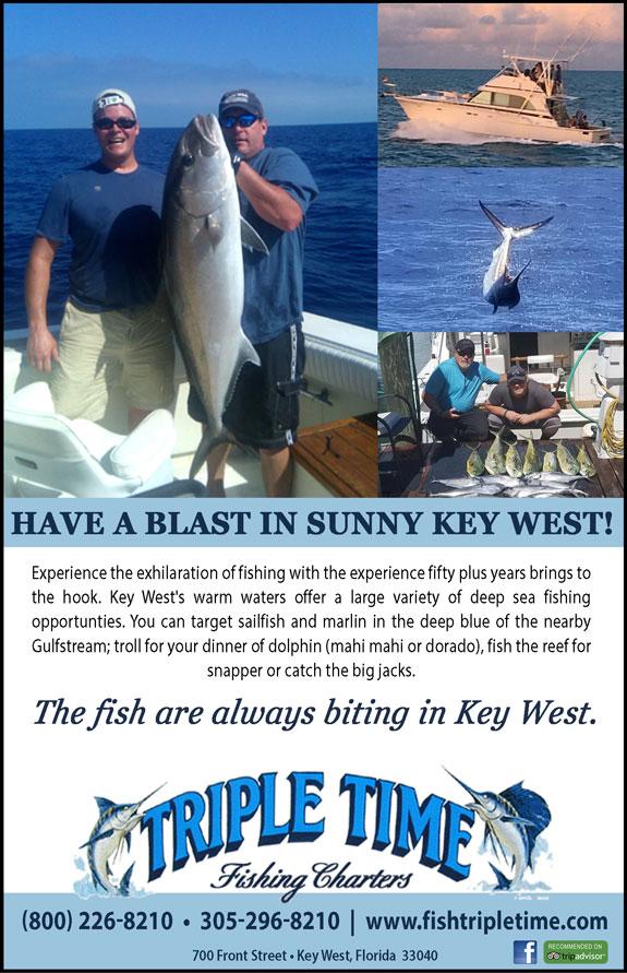 Triple Time Fishing Charters